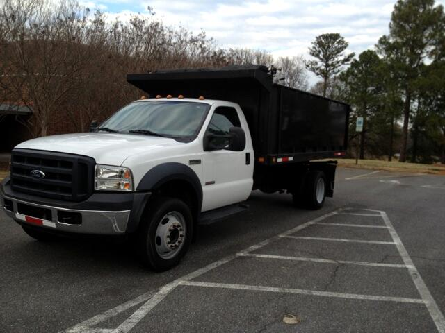 2007 Ford F-450 SD Regular Cab DRW 2WD