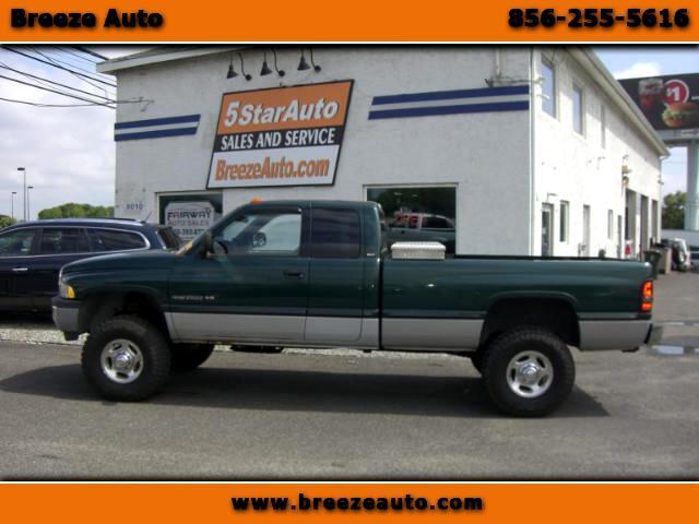 2001 Dodge Ram 2500 Laramie Long Bed 4WD