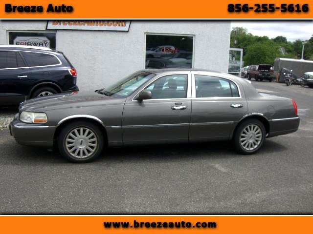 2003 Lincoln Town Car For Sale In Lancaster Pa Cargurus