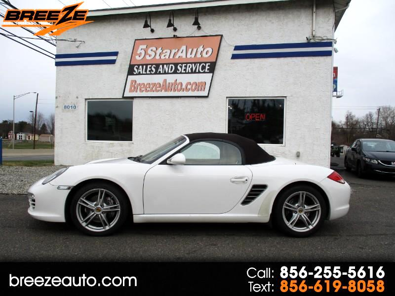 Porsche Boxster 2dr Roadster w/Tiptronic 2009
