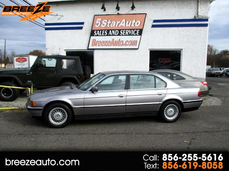 BMW 7-Series 740iL 1997