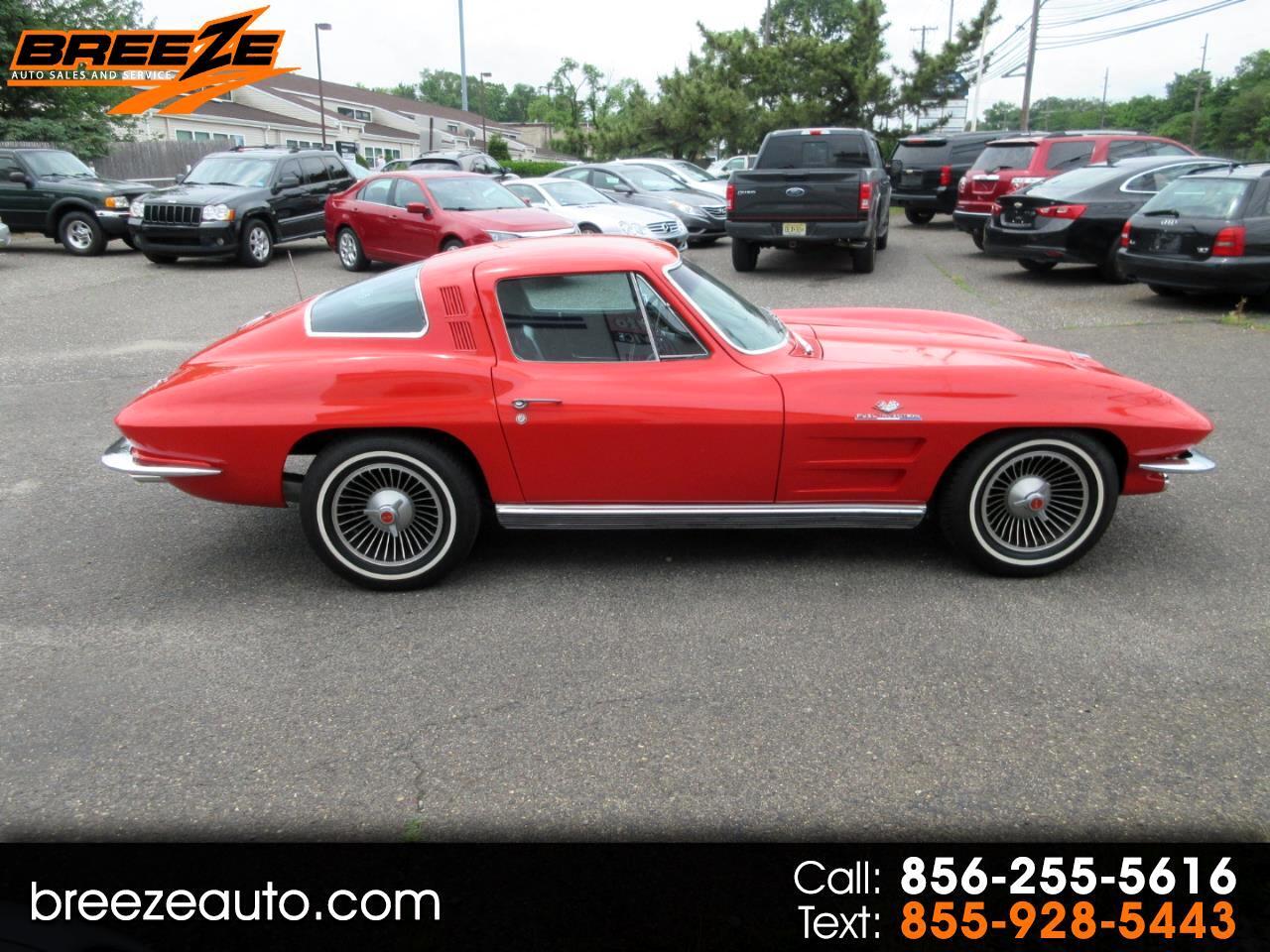 Chevrolet Corvette 2D Coupe 1964