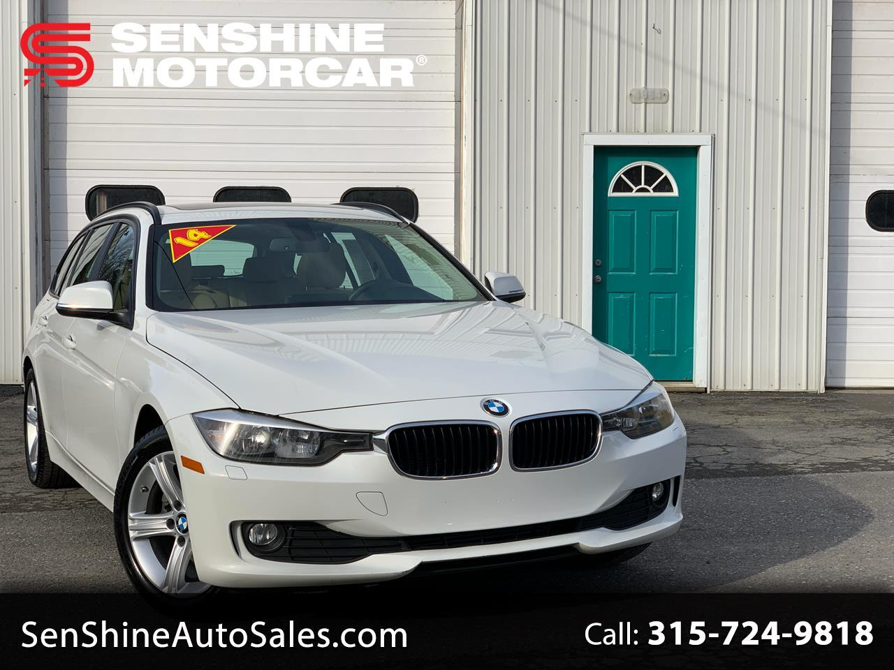 2014 BMW 328d xDrive Base