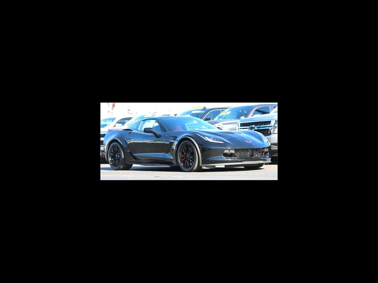 Chevrolet Corvette 1LZ Z06 Coupe 2017