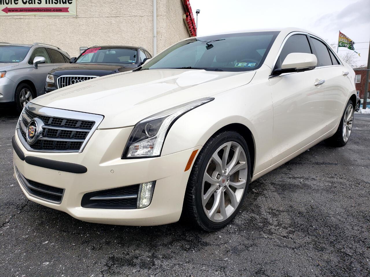 Cadillac ATS 2.0L Performance AWD 2014