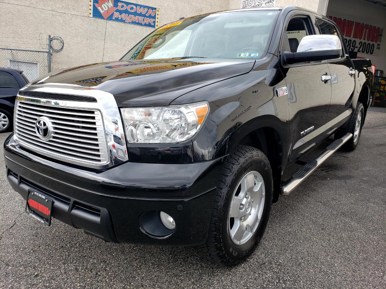 Toyota Tundra Limited 5.7L CrewMax 4WD 2013