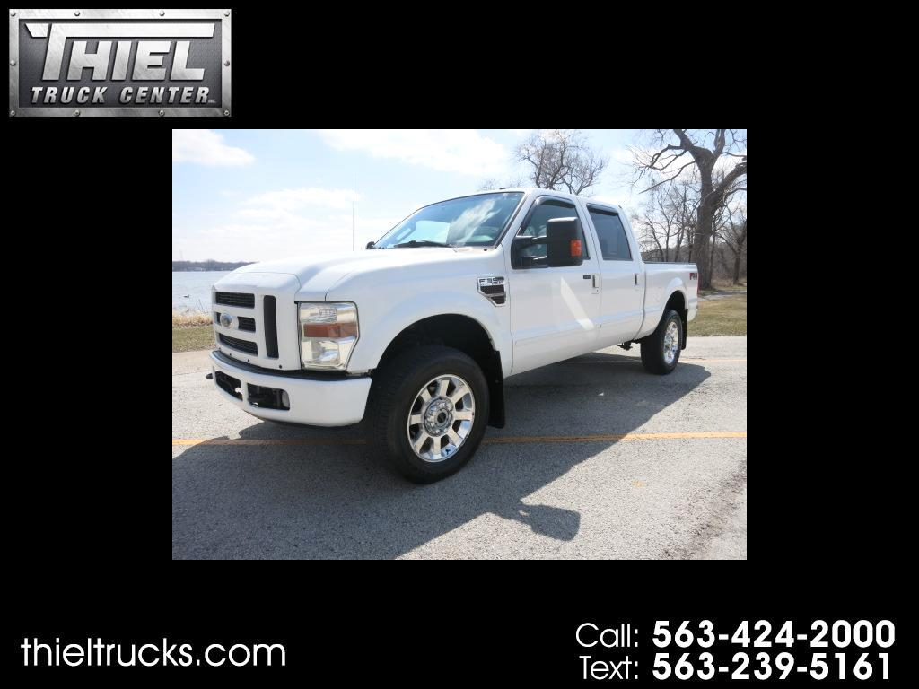 2008 Ford F-350 SD Crew Cab 4wd