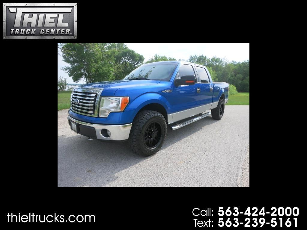 2011 Ford F-150 XLT SuperCrew 6.5-ft. Bed 4WD
