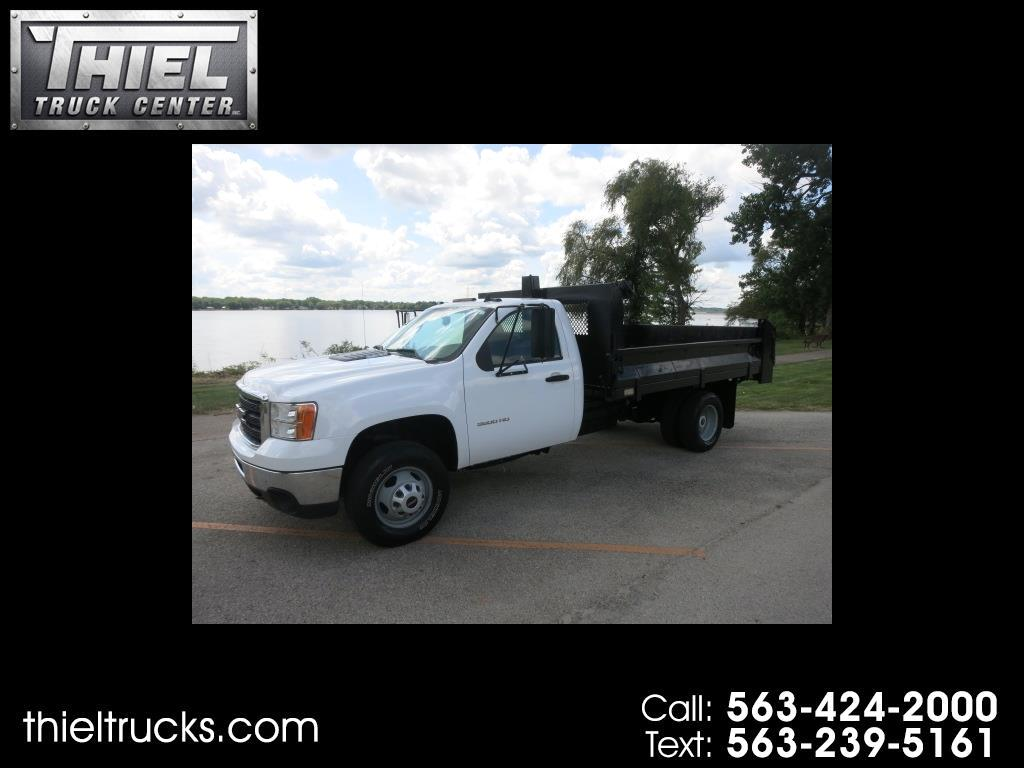 2011 GMC Sierra 3500HD Work Truck Long Box 4WD