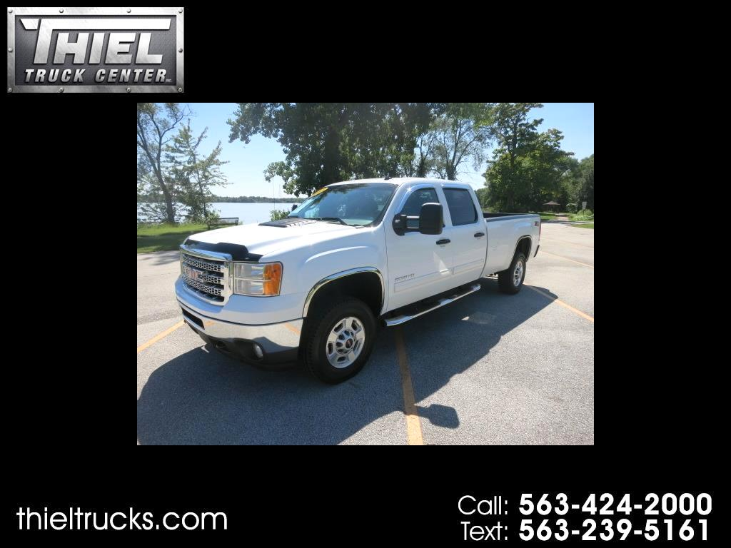 2014 GMC Sierra 2500HD SLE Crew Cab Long Box 4WD