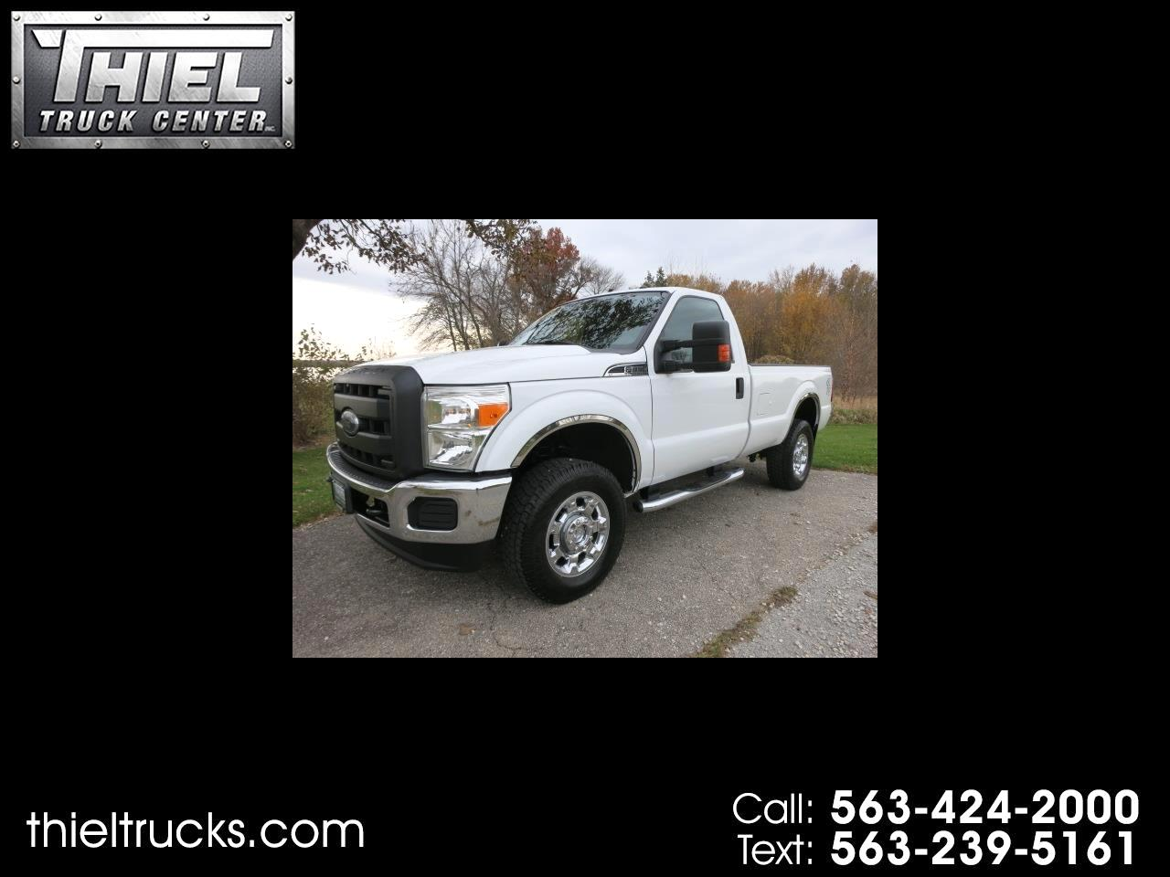2011 Ford F-350 SD XLT 4WD