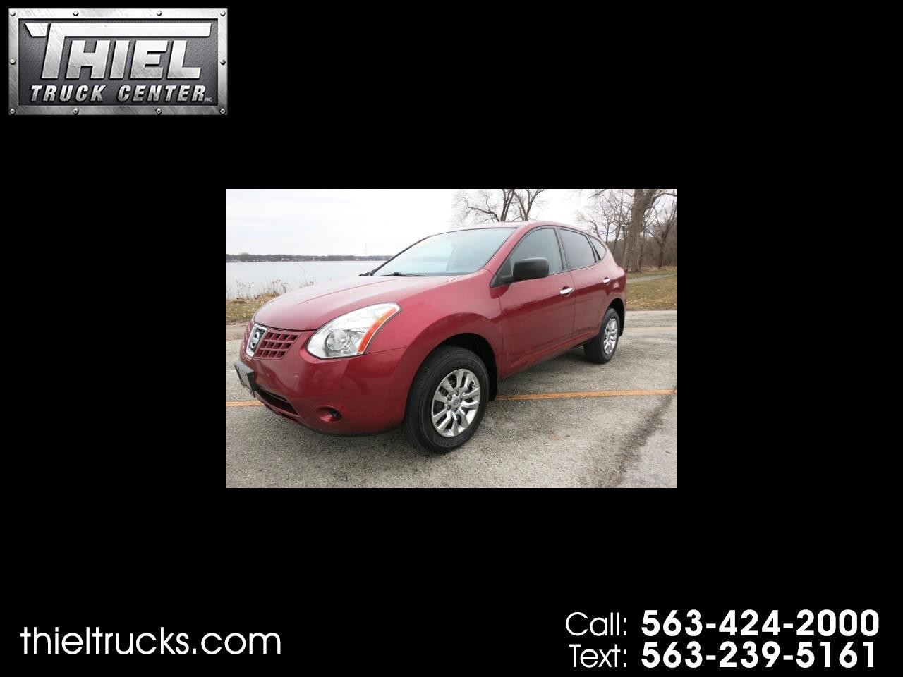 2010 Nissan Rogue S 2WD