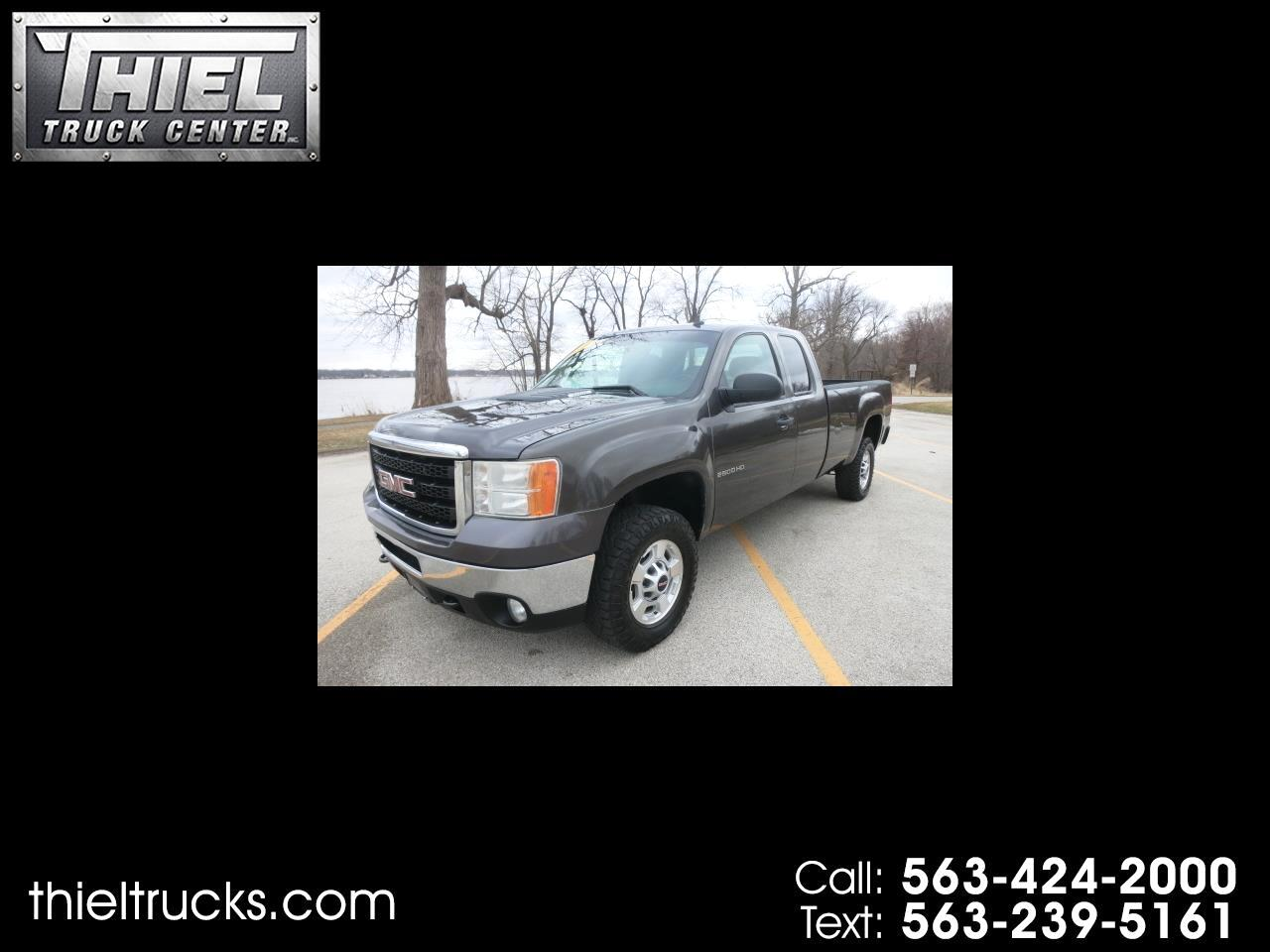 2011 GMC Sierra 2500HD SLE Ext. Cab Long Box 4WD