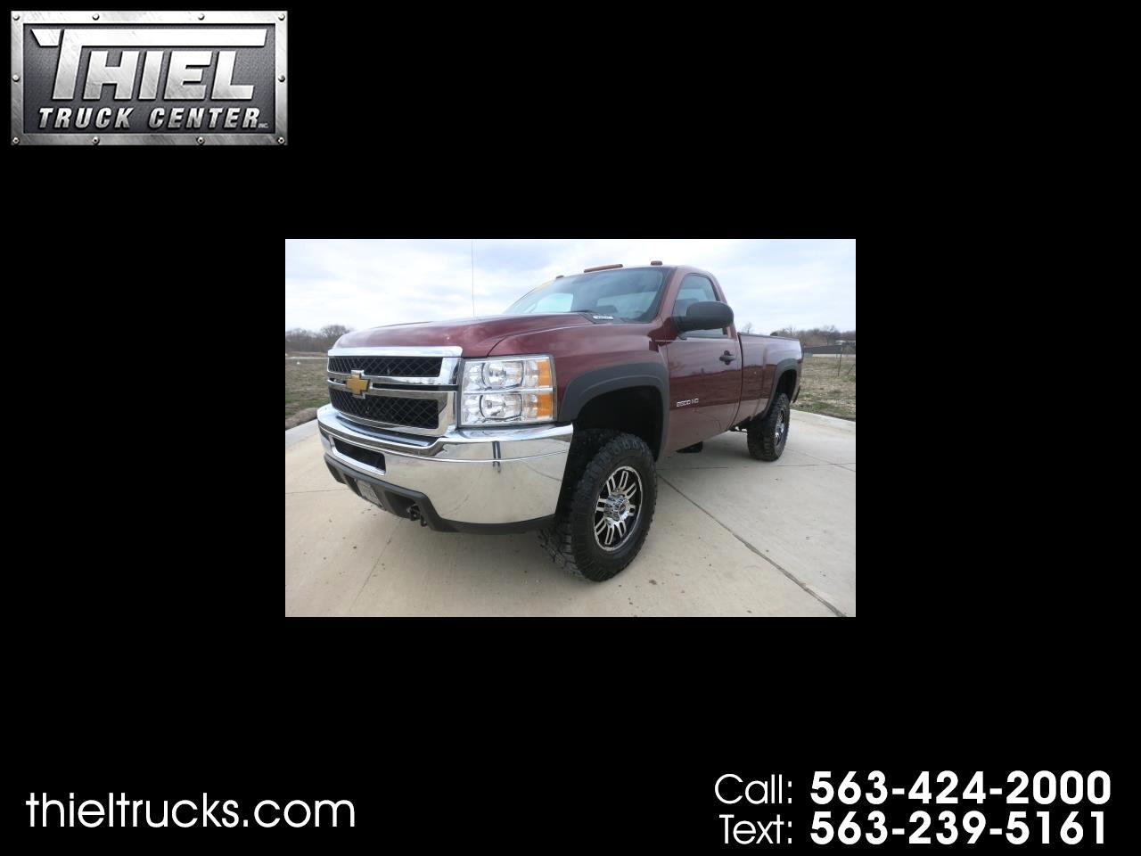 2013 Chevrolet Silverado 2500HD Regular Cab Long Box 4WD