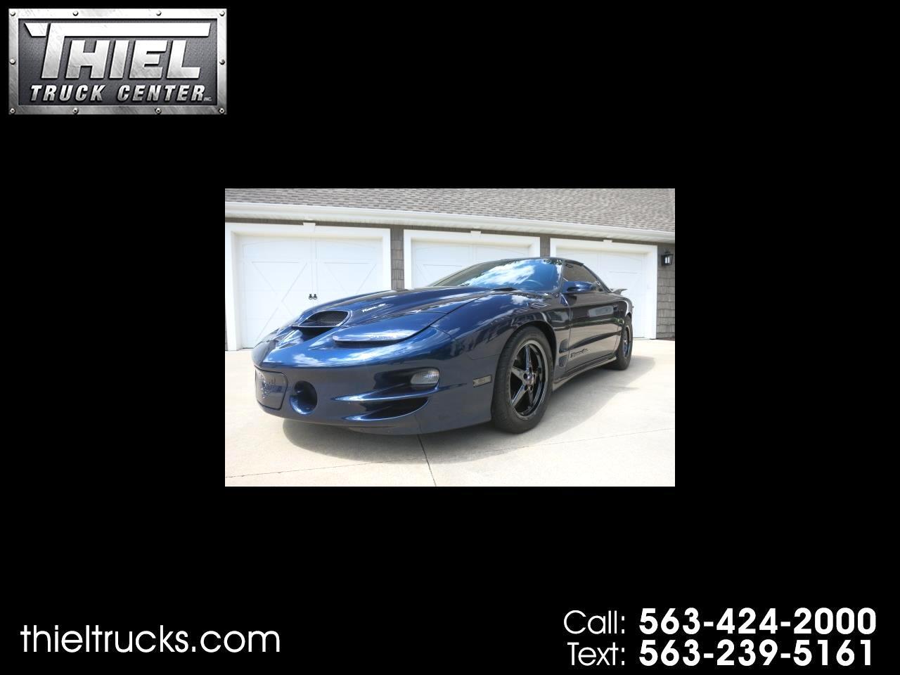 2002 Pontiac Firebird Trans Am WS6