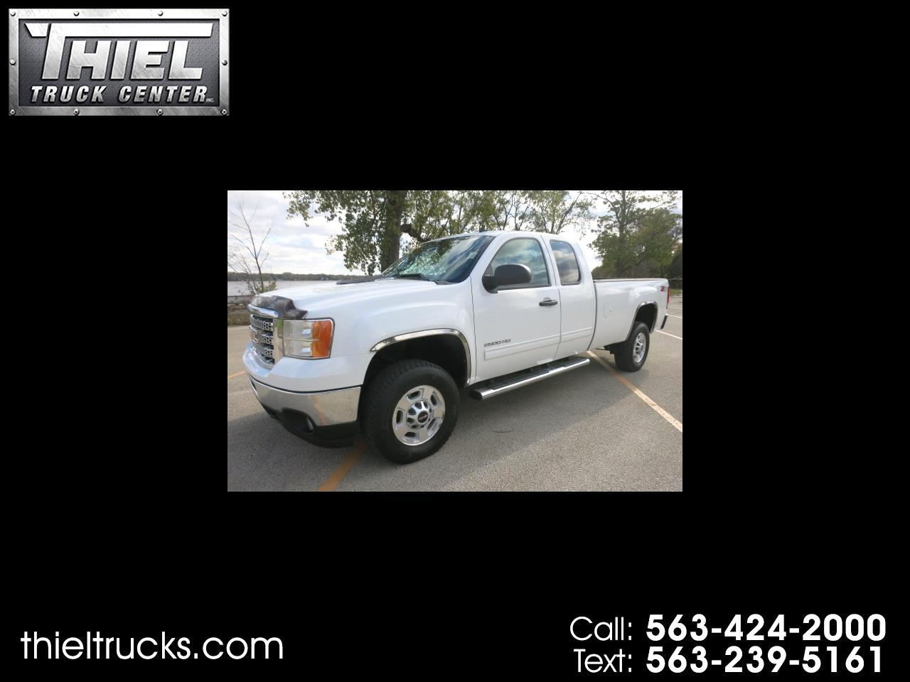 GMC Sierra 2500HD SLE Ext. Cab Long Box 4WD 2013