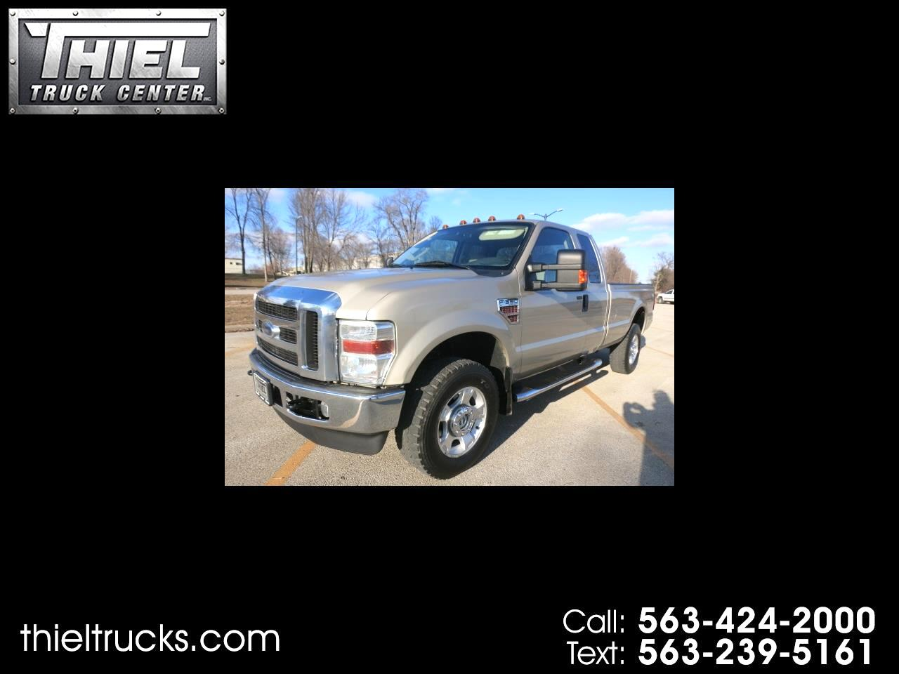 Ford F-350 SD XLT SuperCab 4WD 2010