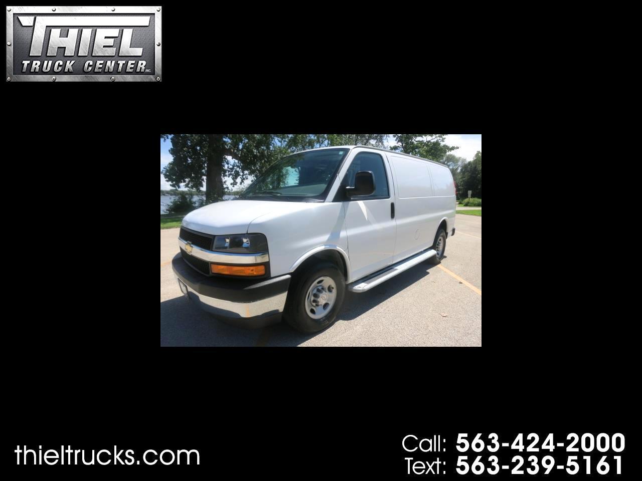 Chevrolet Express 2500 Cargo 2018