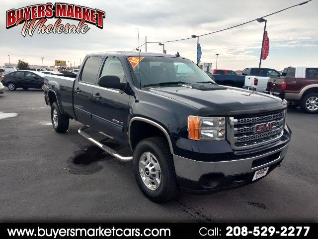 2012 GMC Sierra 2500HD SLE Crew Cab Long Box 4WD