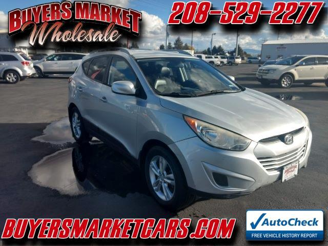 used 2011 hyundai tucson gls 2wd for sale in idaho falls. Black Bedroom Furniture Sets. Home Design Ideas