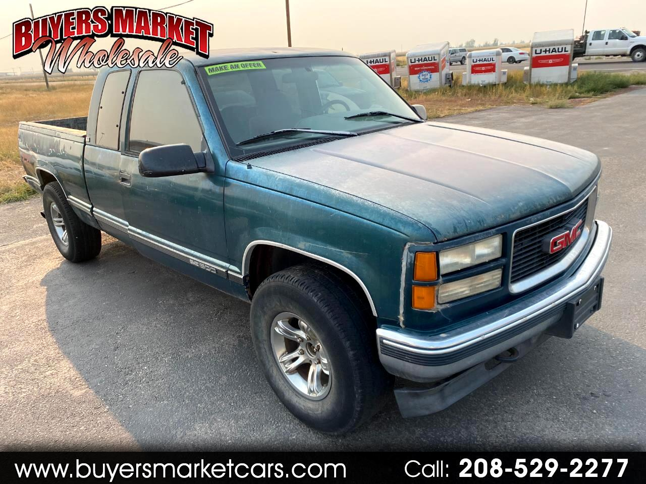 GMC Sierra C/K 1500 Club Coupe 6.5-ft. Bed 4WD 1995