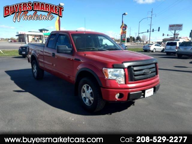 2010 Ford F-150 FX4 SuperCab 6.5-ft. Bed 4WD