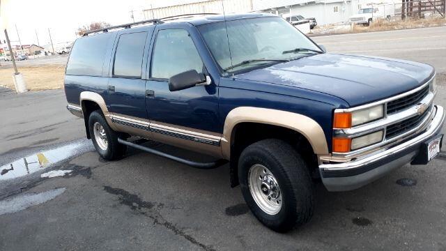 Chevrolet Suburban K2500 4WD 1999
