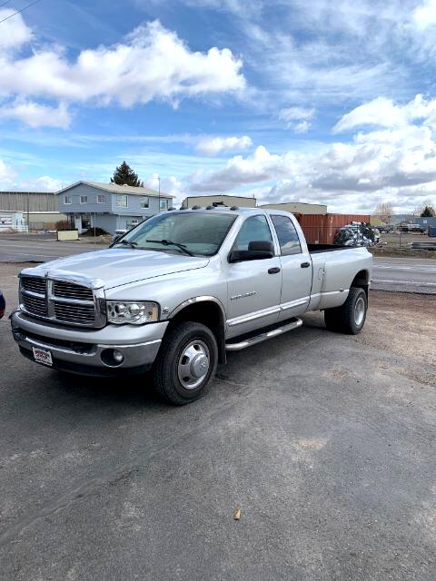 Dodge Ram 3500 Laramie Quad Cab Long Bed 4WD DRW 2004