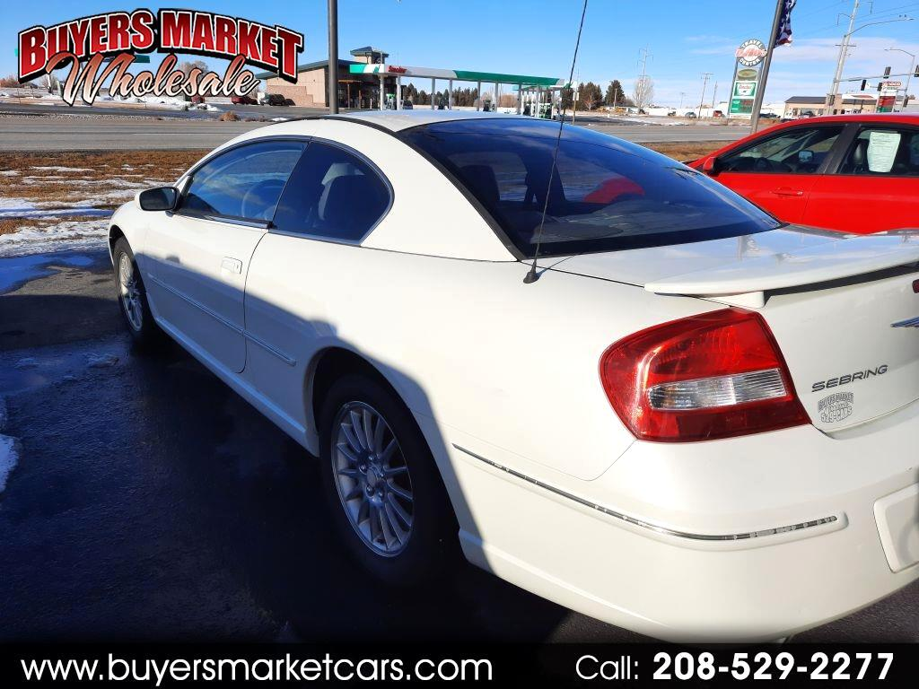 Chrysler Sebring Limited Coupe 2004