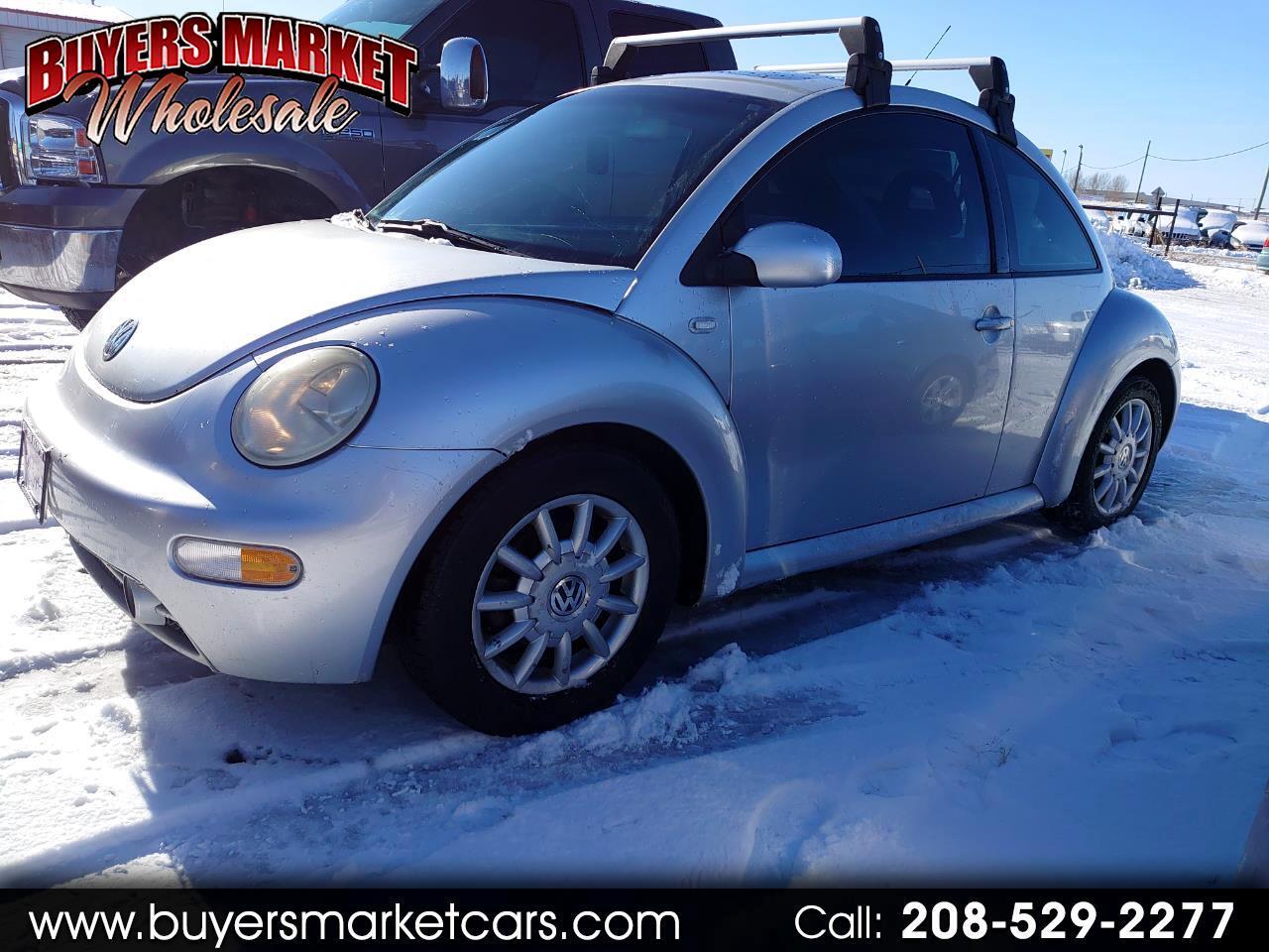 Volkswagen New Beetle GLS TDI 2001