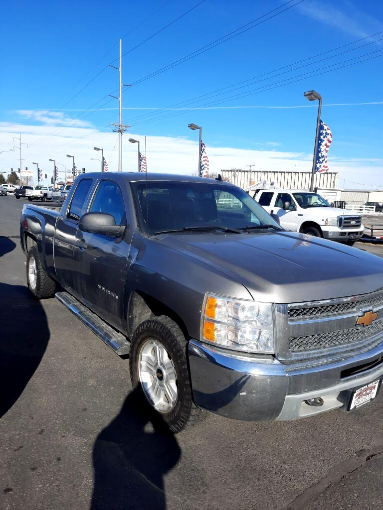 Chevrolet Silverado 1500 LT Ext. Cab Long Box 4WD 2013