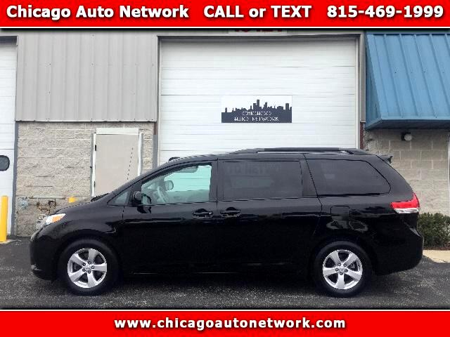 2013 Toyota Sienna 5dr 8-Pass Van LE FWD (Natl)