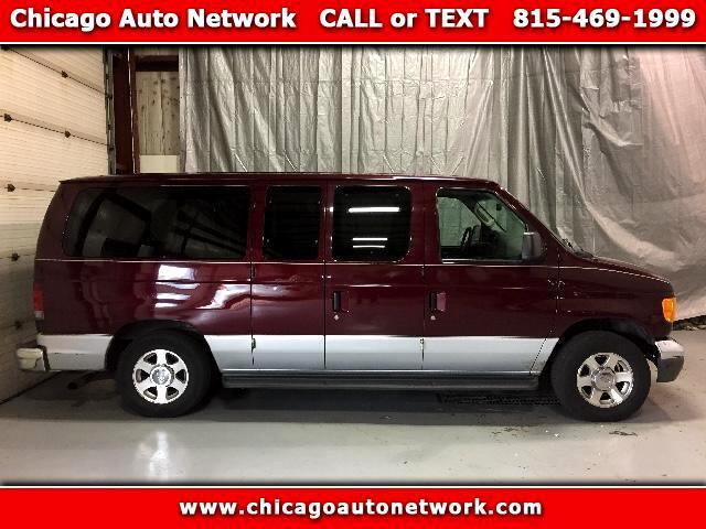 2005 Ford Econoline E-150 Chateau 7 Passenger Luxury Van