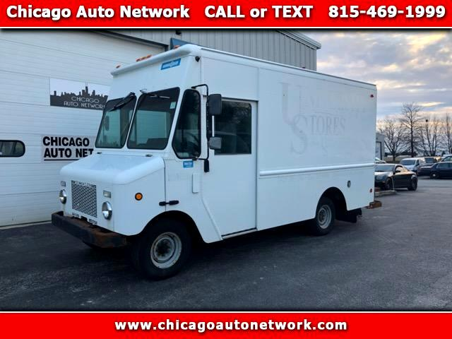 2002 Ford E-Series Van FORD STEP VAN CAMPER FOOD TRUCK HIGH ROOF