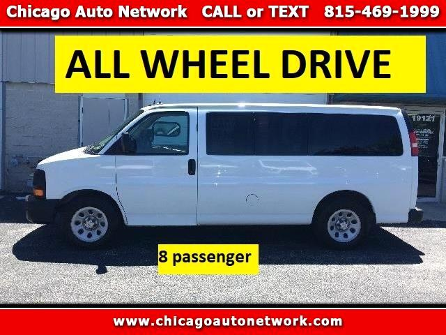 2014 Chevrolet Express LS 1500 AWD