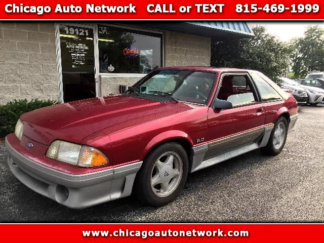 1993 Ford Mustang GT hatchback