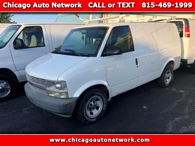2002 Chevrolet Astro Cargo Van AWD