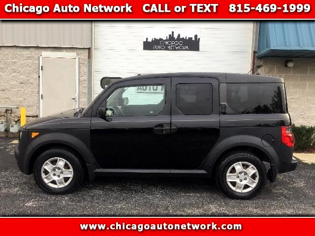 2008 Honda Element LX 4WD AT