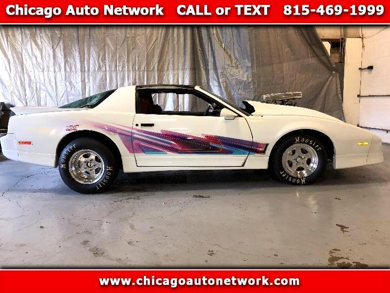 Pontiac Firebird Trans Am 1985