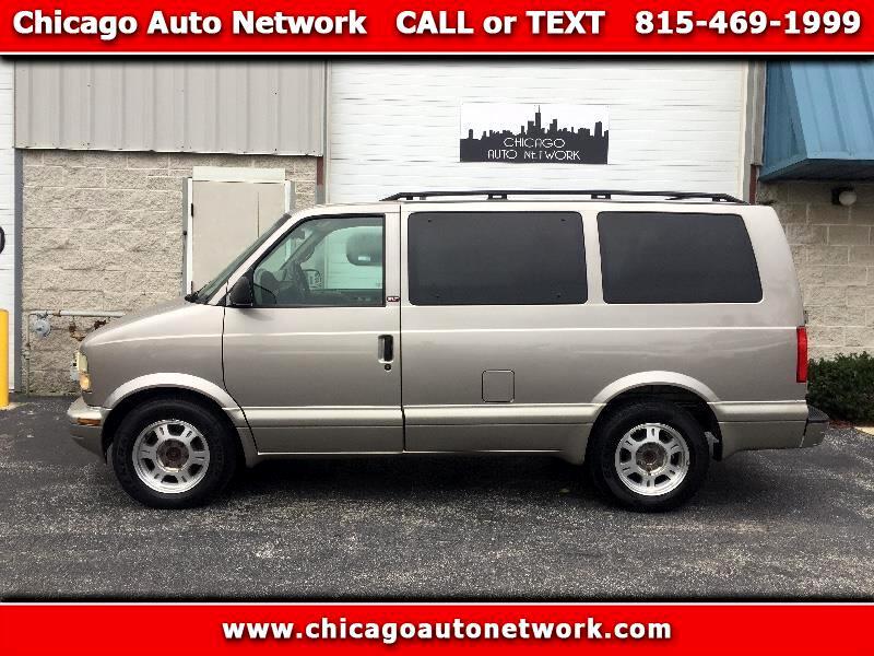 "2004 Chevrolet Astro Passenger 111"" WB AWD"