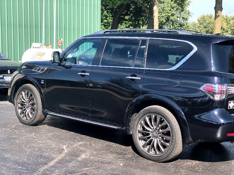 2017 Infiniti QX80 4WD 4dr Limited