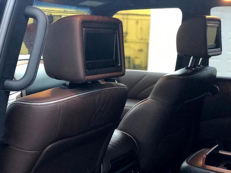 Infiniti QX80 4WD 4dr Limited 2017
