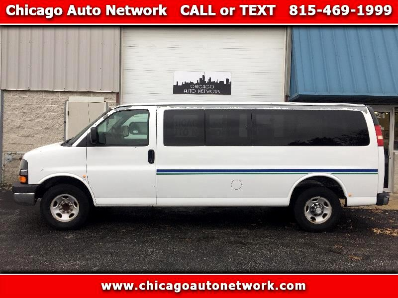 2007 Chevrolet Express LS 3500 Extended