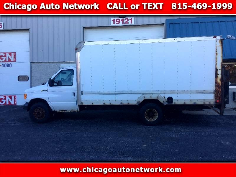 2006 Ford E-Series Cargo 1 OWNER BOX TRUCK LIFT GATE