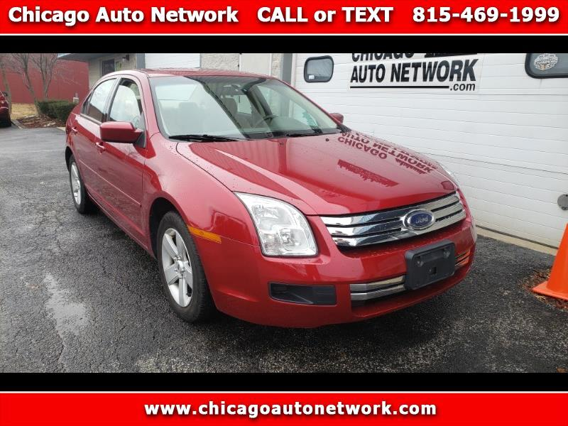 2006 Ford Fusion V6 SE Creampuff SR Driven 1 owner carfax low miles
