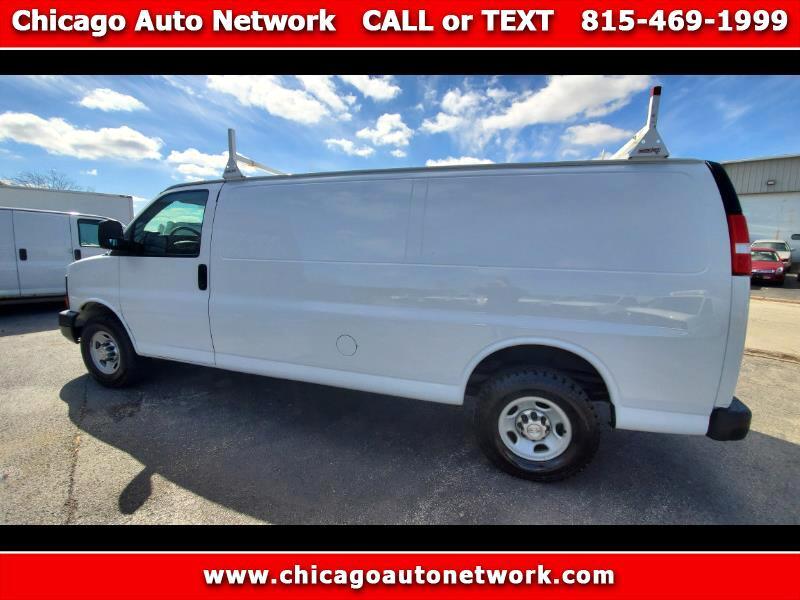 2015 Chevrolet Express 3500 Cargo Extended