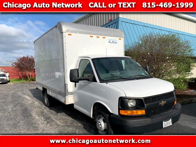 2012 Chevrolet Express g3500 box truck