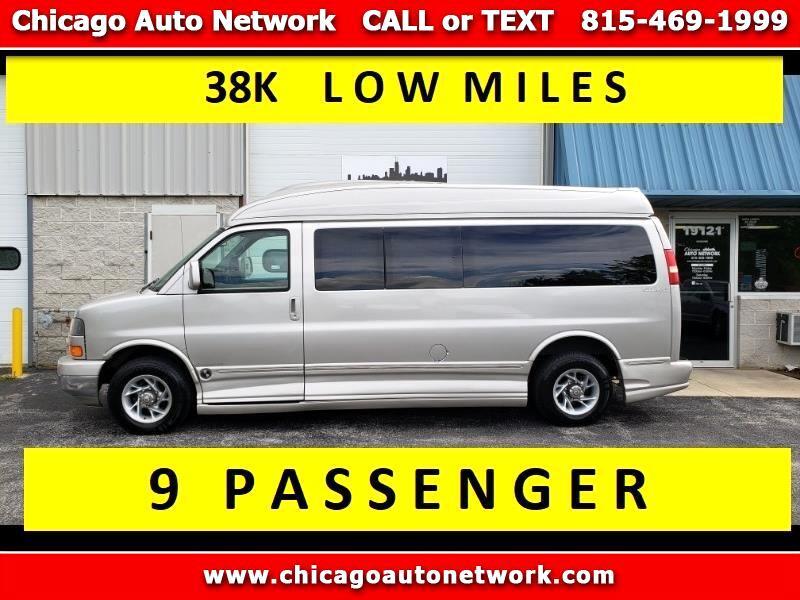 2007 Chevrolet 9 Passenger Conversion Van EXPLORER LIMITED