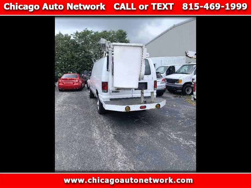 2008 Ford Econoline e-350 Super Duty Altec Bucket Van