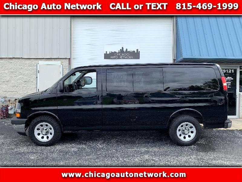 2011 Chevrolet Express LT 1500 AWD